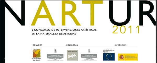 Nartur - Concurso de Intervenciones Artísticas en la Naturaleza de Asturias