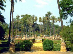 Parque de Maria Luisa – Sevilla