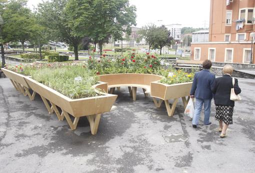 Primer premio Bilbao Jardín 2011