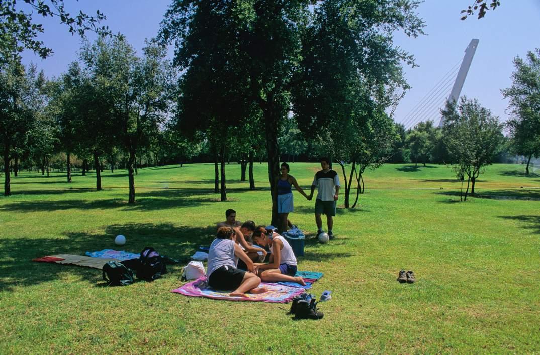 Parque Alamillo