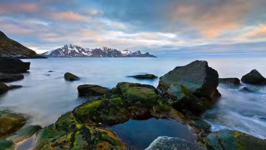 The Arctic Light - Imágenes del ártico