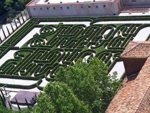 El laberinto de Borges, en Venecia