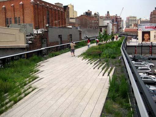 Highline, el camino