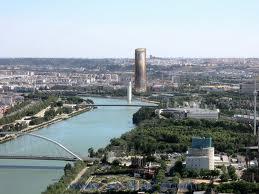 Vista Torre Pelli -Sevilla
