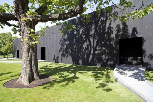 Exterior Pabellón Serpentin 2011