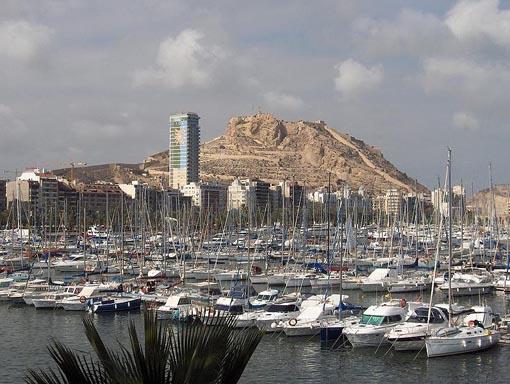 Skyline Alicante