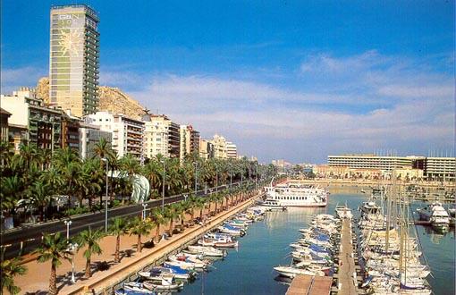Alicante, Torre Hotel