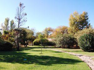 El arboreto, un jardín poco conocido en Sevilla