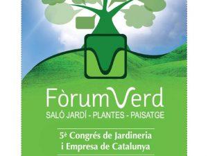 Salón Forum Verd, una cita para la próxima semana