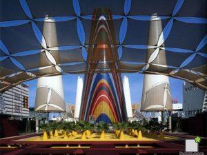 20 años del paisajismo de EXPO 92 (I)