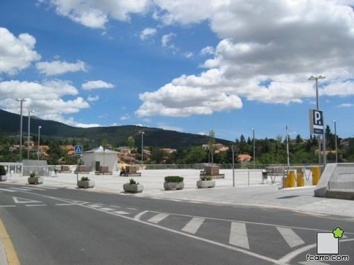 General: Parque Cercedilla