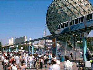 20 años de EXPO 92 (VIII): Climatización de los espacios abiertos