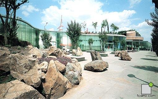 espacios públicos: Avenida 5 zona central