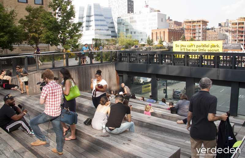 Highline mirador
