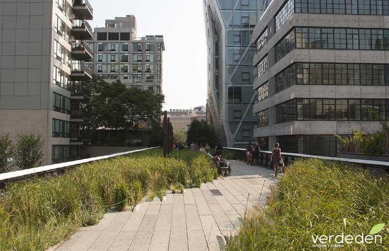 Highline, calle 24
