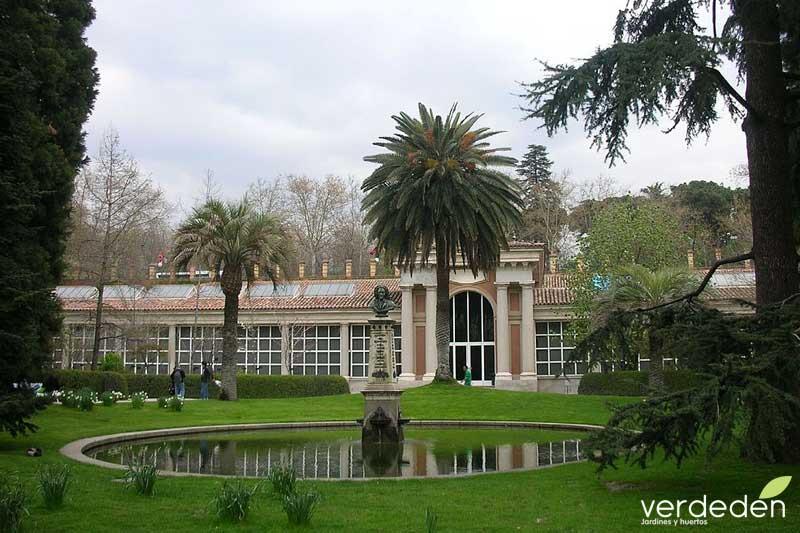 Real Jardin Botanico de Madrid-entrada