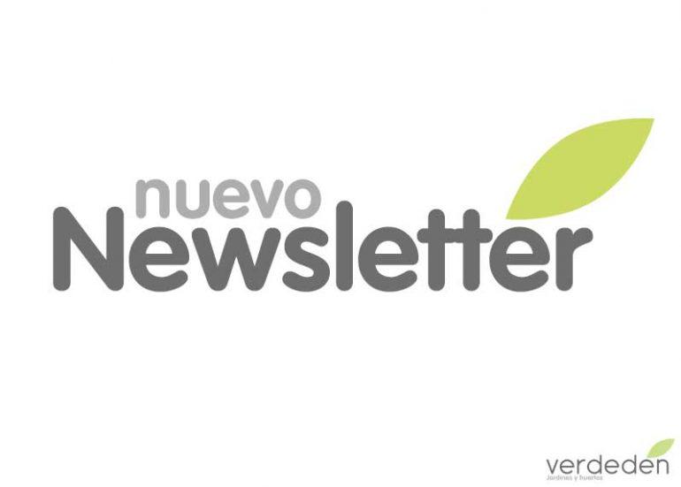 Nuestro nuevo newsletter