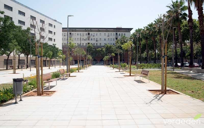 Parque Juan Antonio Cavestany- SEVILLA