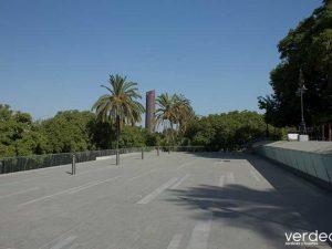 Nuevas plazas duras en Sevilla en los 25 años de expo 92
