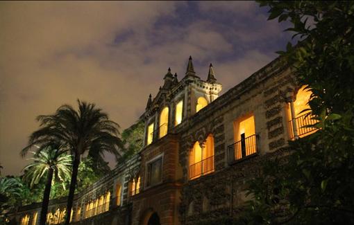 Noches en los Jardines del Alcazar 2011