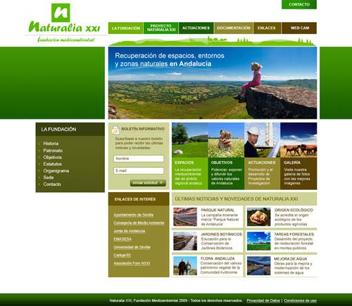 Web naturaliaxxi1 verdeden - Master en paisajismo ...
