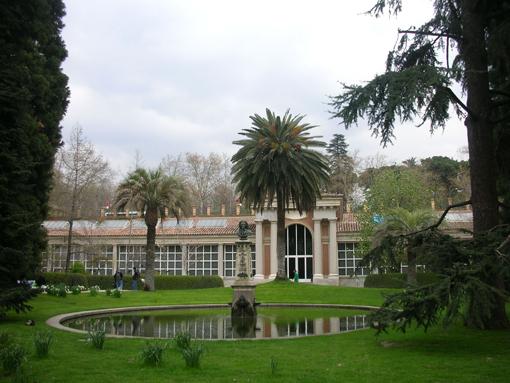 asociación de botánicos : Pabellón Villanueva del Jardín Botánico de Madrid