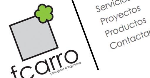 Nueva web fcarro.com