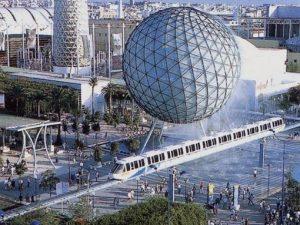 20 años de paisajismo de EXPO 92 (X): los espacios públicos (II)