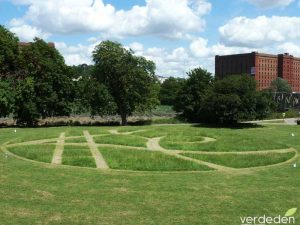 Make and mow Land Art Competition